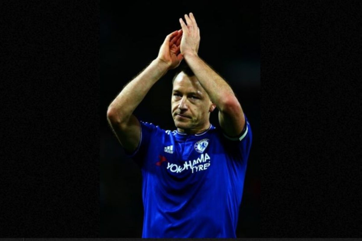 John Terry. Foto: Getty Images