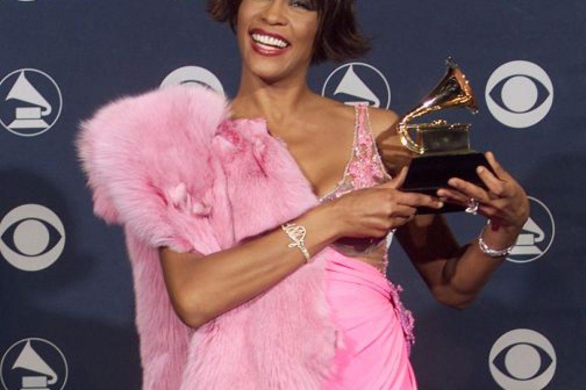 Whitney Houston Foto:Getty Images