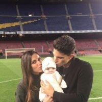Apenas en agosto del año pasado dio vida a su hija Gala Foto:Vía instagram.com/melissajimenezgp