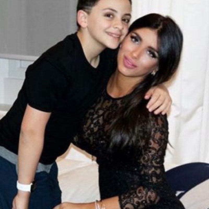 Luce espectacular, a pesar de tener cuatro hijos Foto:Vía instagram.com/4ladyd