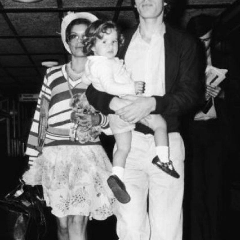 Mick Jagger se casó en los años 70 con Bianca Pérez-Mora Macías, socialité nicaragüense. Foto:vía Getty Images