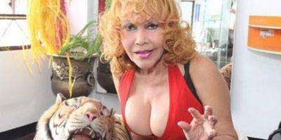 La cosmetóloga divorciada logró un éxito inusual. Foto:vía Facebook/La Tigresa del Oriente