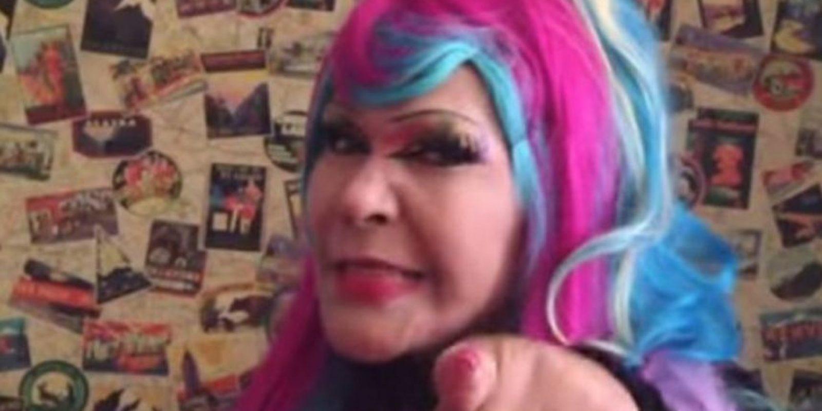 No le importa lo que digan de ella en sus videos. Foto:vía Facebook/La Tigresa del Oriente