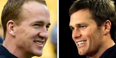 Peyton Manning y Tom Brady nuevamente se verán las caras. Foto:AP