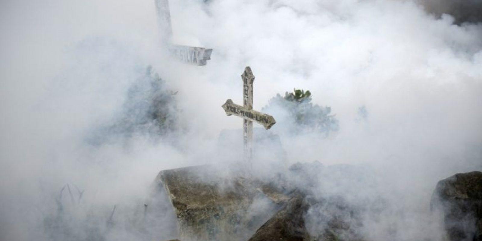 2. ¿Han existido brotes de Zika? Foto: AFP