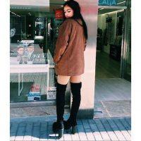 """Con la frase """"¡Oh, Dios Mio! ¿Quién es?"""" preguntó a sus fans sobre ella Foto:Instagram/Cindy Kimberly"""