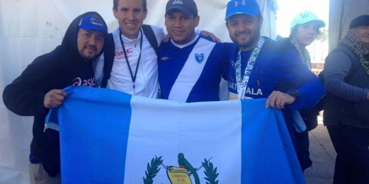 Guatemalteco Luis Carlos Rivero destaca en Miami
