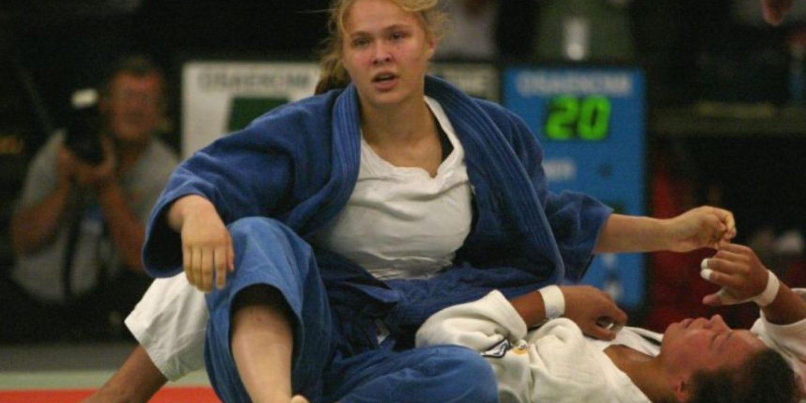Compitió en esos Juegos hace 11 años. Foto:Getty Images