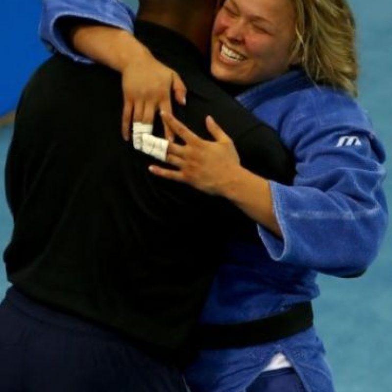 Fue a los Juegos Olímpicos de Beijing 2008. Foto:Getty Images