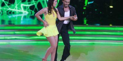 """Ana Pacheco ahora está en """"Bailando con las estrellas"""". Foto:Vía canalrcn.com"""