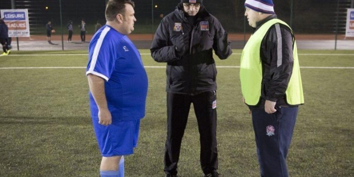 En Inglaterra crean la Premier League para jugadores con sobrepeso
