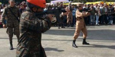 """Ejército inaugura el curso """"reservas militares"""" para jóvenes voluntarios"""