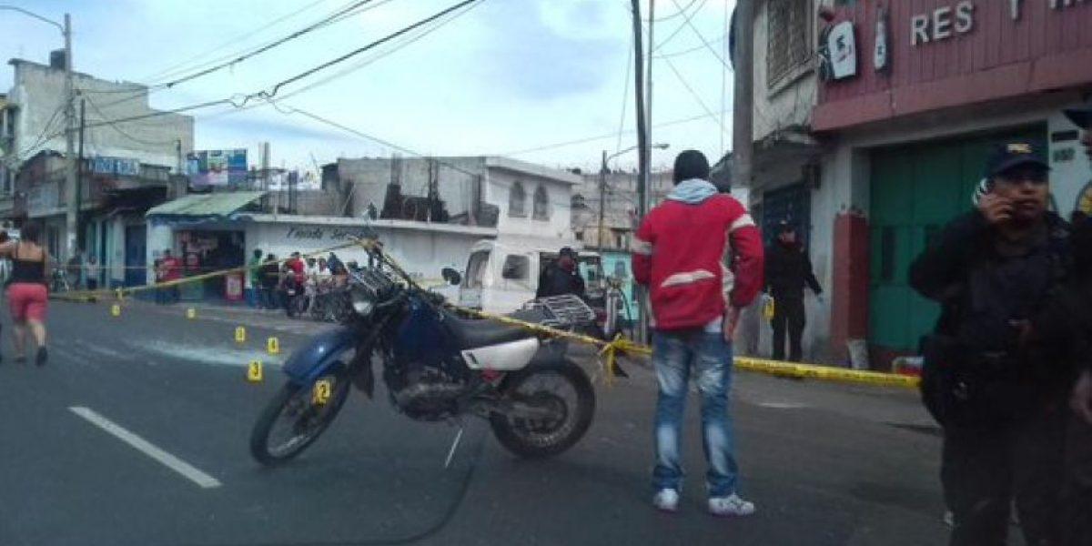 Policía vigila en las carreteras, en la capital suceden tres hechos violentos