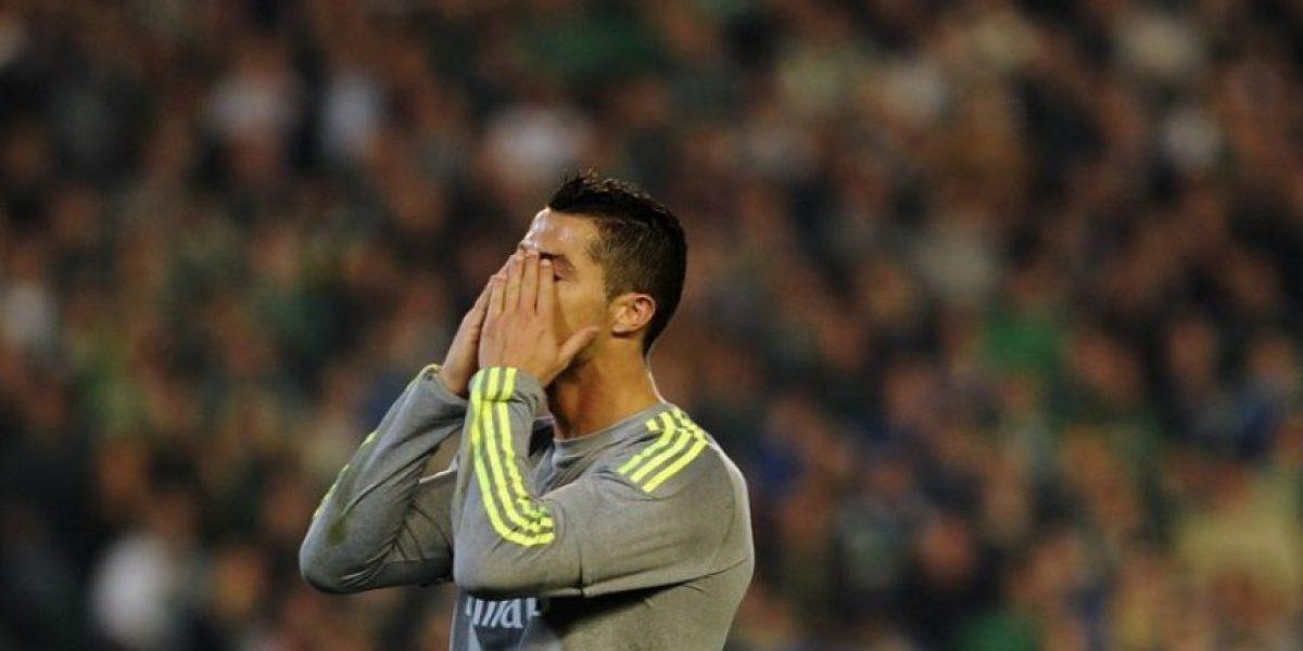 Resultado del partido Betis vs. Real Madrid por la Liga Española 2016