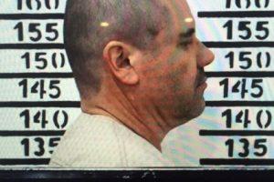 Este es la tercera ocasión que capturan al narco. Foto:AFP