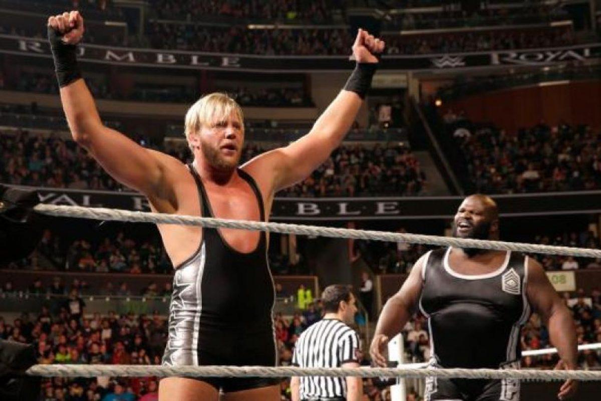 """Y consiguieron un boleto para la """"Batalla Real"""" Foto:WWE"""