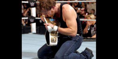 """El """"Lunático"""" superó a Kevin Owens Foto:WWE"""