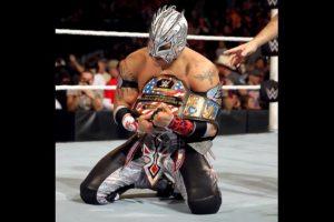 Kalisto ganó el Campeonato de Estados Unidos Foto:WWE