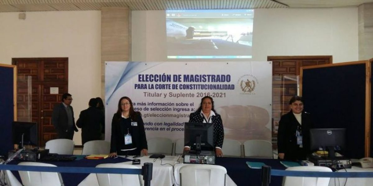 Estos son los requisitos para postularse a magistrado constitucional