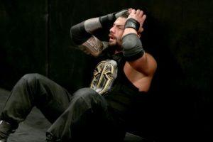 """""""El Juego"""" eliminó a Roman Reigns Foto:WWE"""
