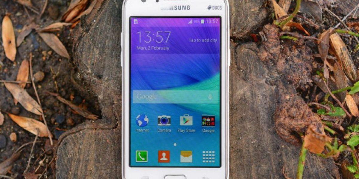 GANADOR. El Samsung Galaxy J1 ya tiene dueño