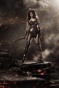 """""""La Mujer Maravilla"""" es una princesa guerrera amazona y es conocida en su tierra natal como """"La princesa Diana"""" de """"Themyscira"""". Foto:Vía Twitter/EW"""