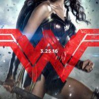 Wonder woman. Foto:Vía twitter.com/BatmanvSuperman