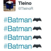 Los emojis de Batman. Foto:vía Twitter.com