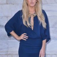Ellie Goulding – Cantante británica. Foto:Getty Images