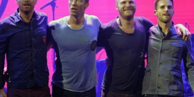 Coldplay – Grupo británico. Foto:Getty Images