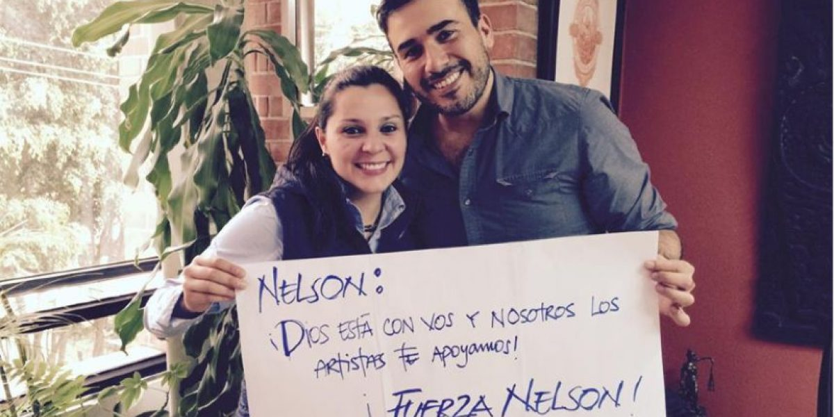 Musicartes dona Q10 mil a Nelson Leal