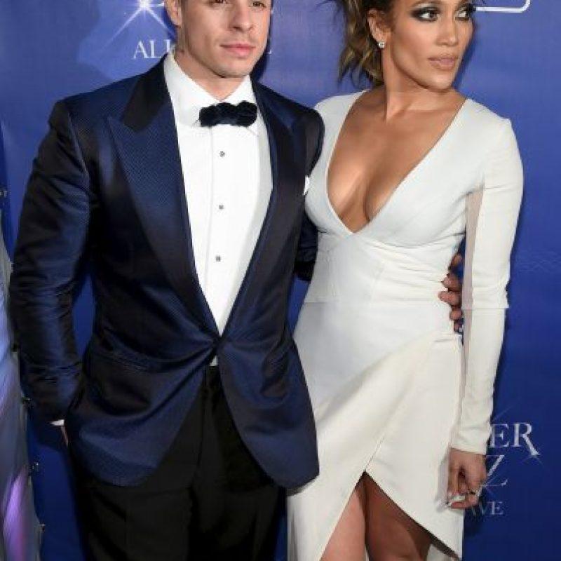 Y con este vestido sorprendió en el coctél posterior al primer show Foto:Getty Images