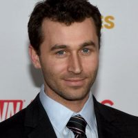 James Deen, el actor acusado de violación por sus exnovias Foto: Getty Images