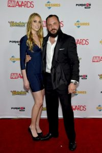Jenn Lansky y Greg Lansky Foto:Getty Images