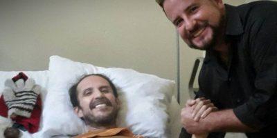 Nelson Leal es trasladado al Hospital Roosevelt a pedido del presidente
