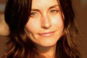 """Courtney Cox como la conocimos en """"Friends"""" Foto:Getty Images"""