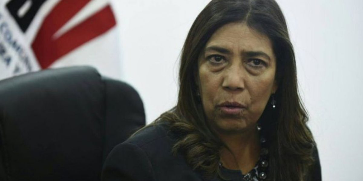Renuncia Sherry Ordóñez, ministra de Comunicaciones