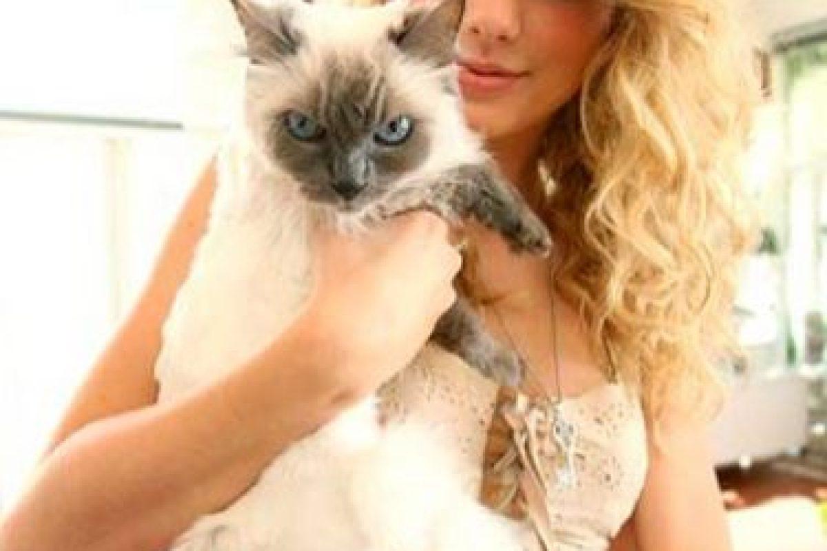 Taylor Swift Foto:Agencia