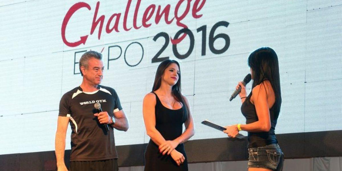 Las mejores imágenes de la Expo Challenge y la visita de la reina del fitness Michelle Lewin