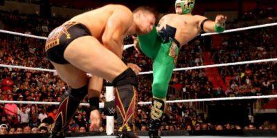 Es el dueño del Campeonato de Estados Unidos Foto:WWE