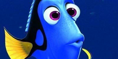 """""""Dory"""" es un pez cirujano que padece problemas de memoria. Foto:Disney"""