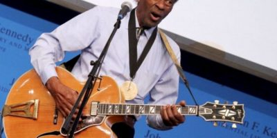 7. Chuck Berry. Foto:Getty Images