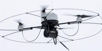 Los selfies están cambiando; ahora se toman con un dron como pueden ver a continuación. Foto:Getty Images