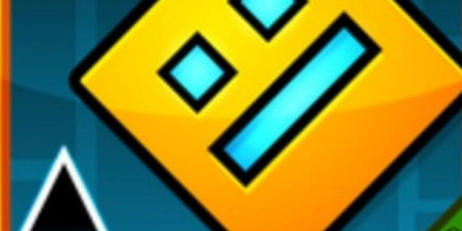 2. Geometry Dash Lite. Foto:RobTop Games AB