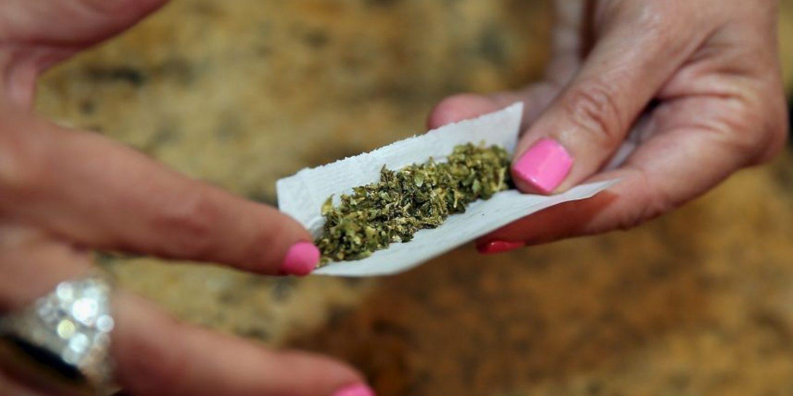 El tráfico de marihuana está en marcha desde los EE.UU. a México, debido a una mayor calidad del producto Foto:Getty