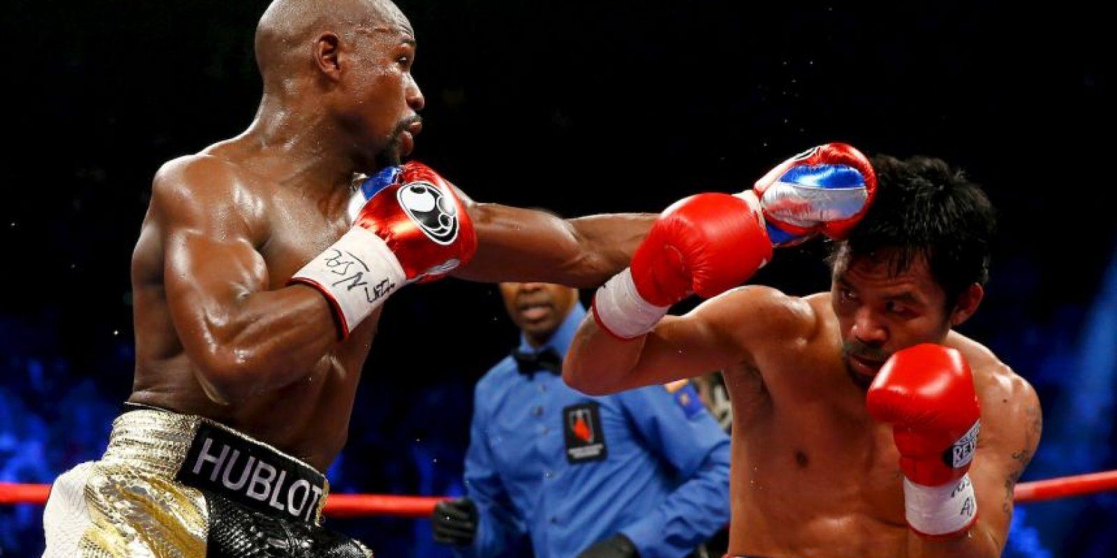 ¿Habrá pelea entre McGregor y Mayweather? Foto:Getty Images