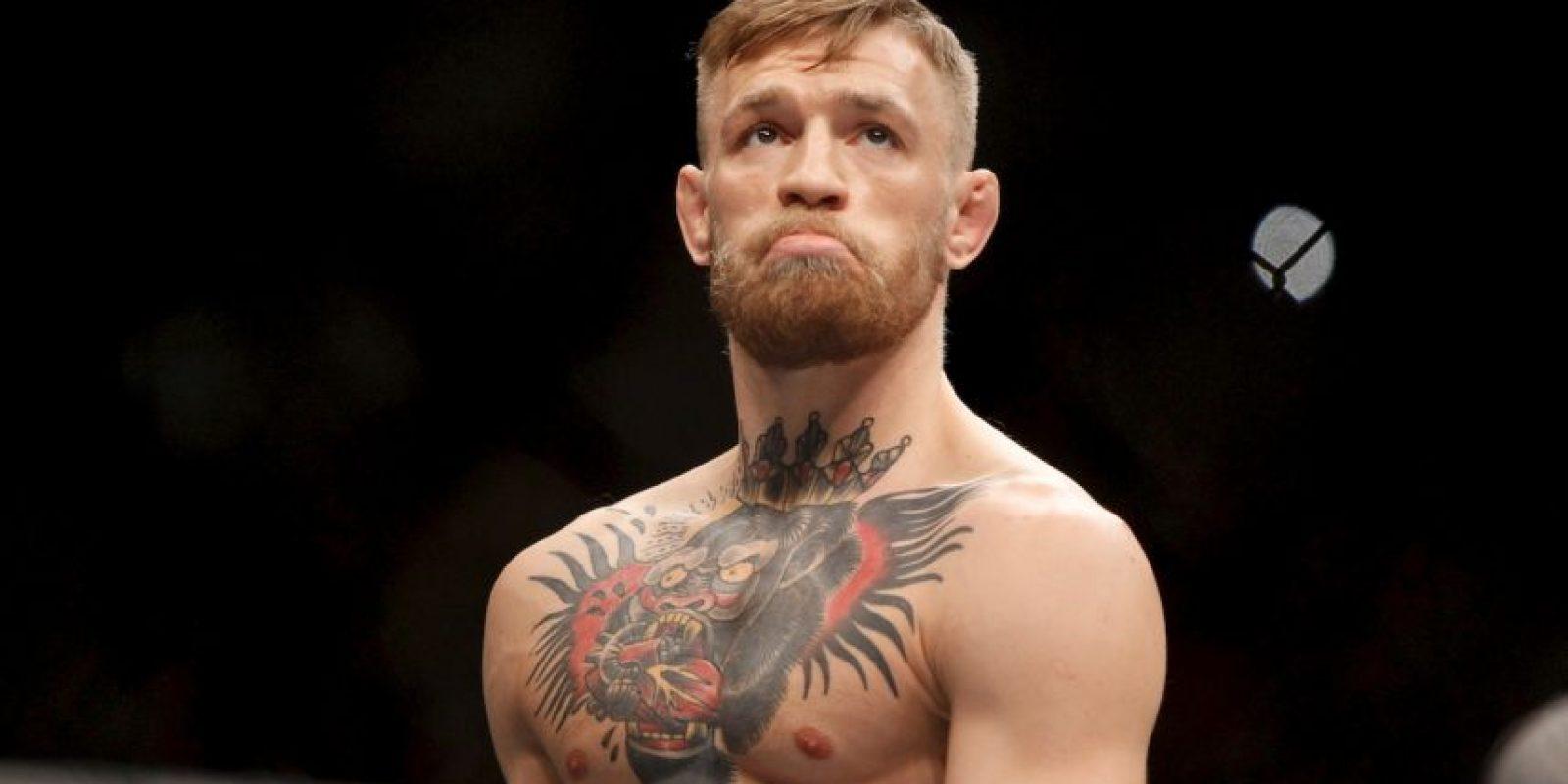 Ahora tiene conflictos con Conor McGregor Foto:Getty Images
