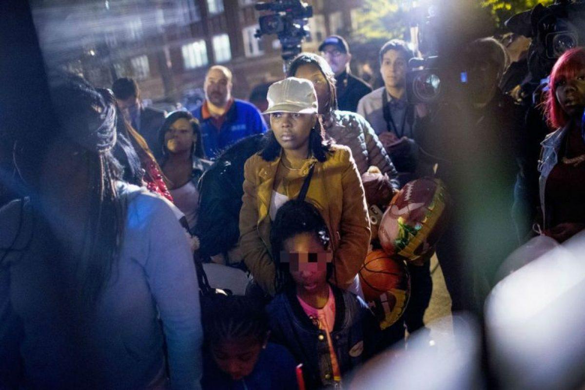 La exposición a la violencia de pareja también se incluye a veces entre las formas de maltrato infantil. Foto:Guetty Images