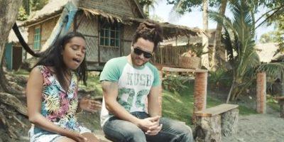Conkarah y Rosie Delmah Foto:Youtube