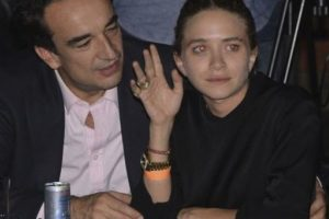 Después de casarse junto a su esposo Oliver Sarkozy Foto:Getty Images